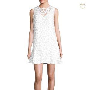 Trina Turk White Cocktail Dress